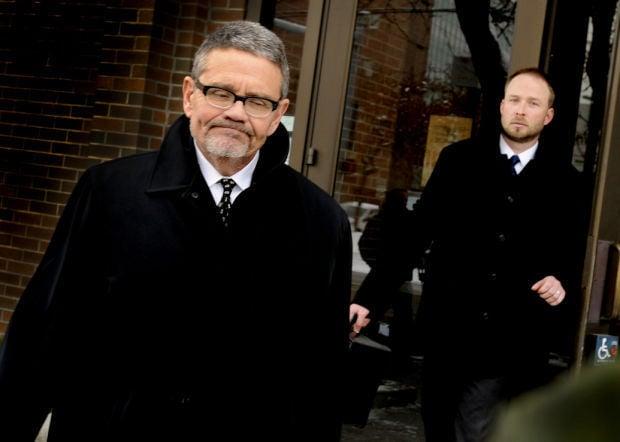 Michael Donahoe, lead defense attorney for Jordan Graham