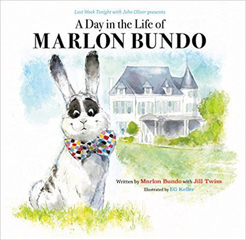 """""""A Day in the Life of Marlon Bundo"""" by Twiss/Keller, publicity photo"""