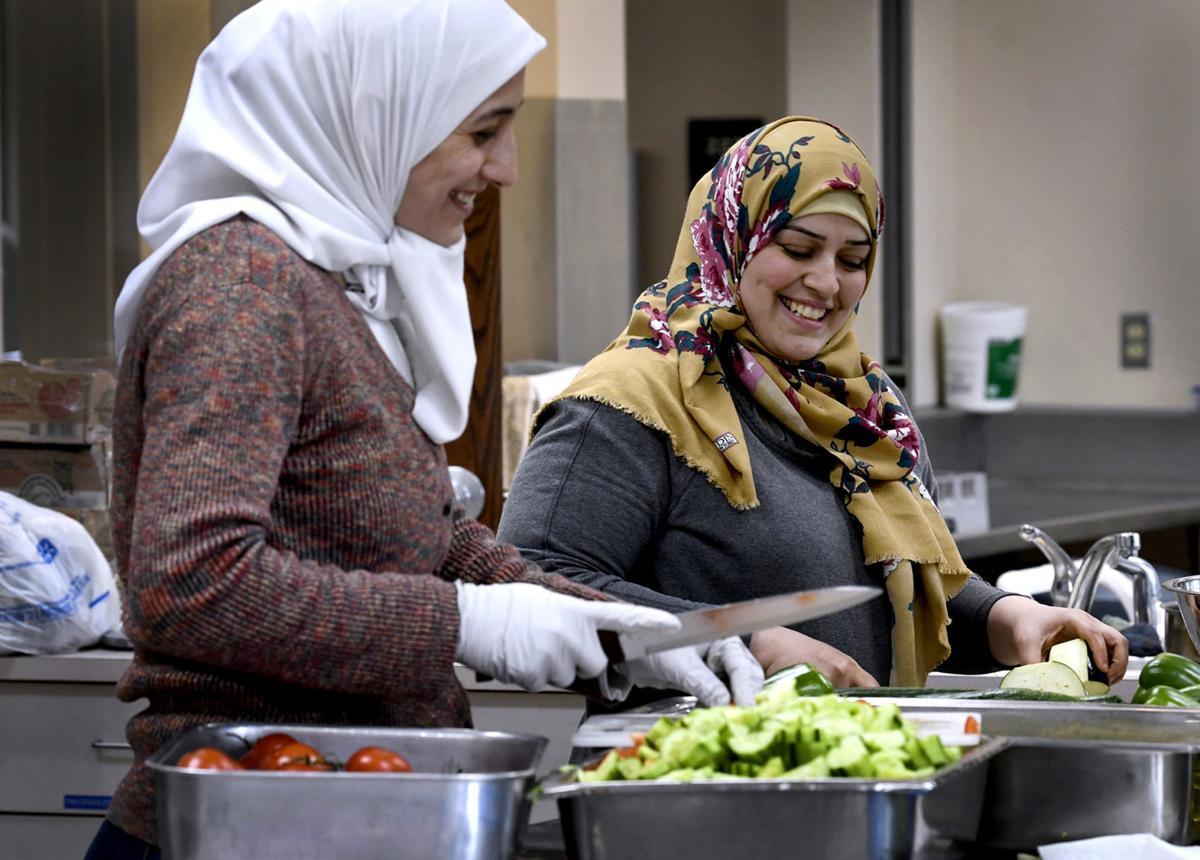 Celebrate Islam Week dinner