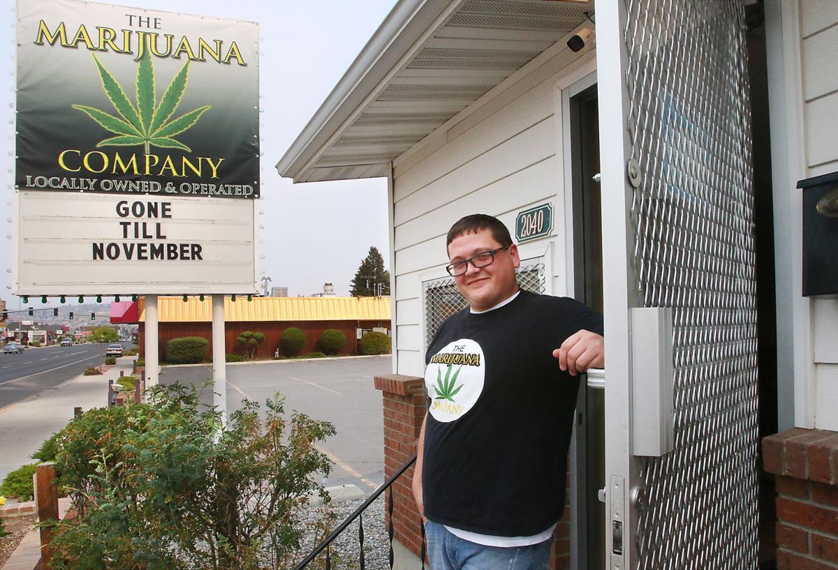 Marijuana dispensaries still shuttered