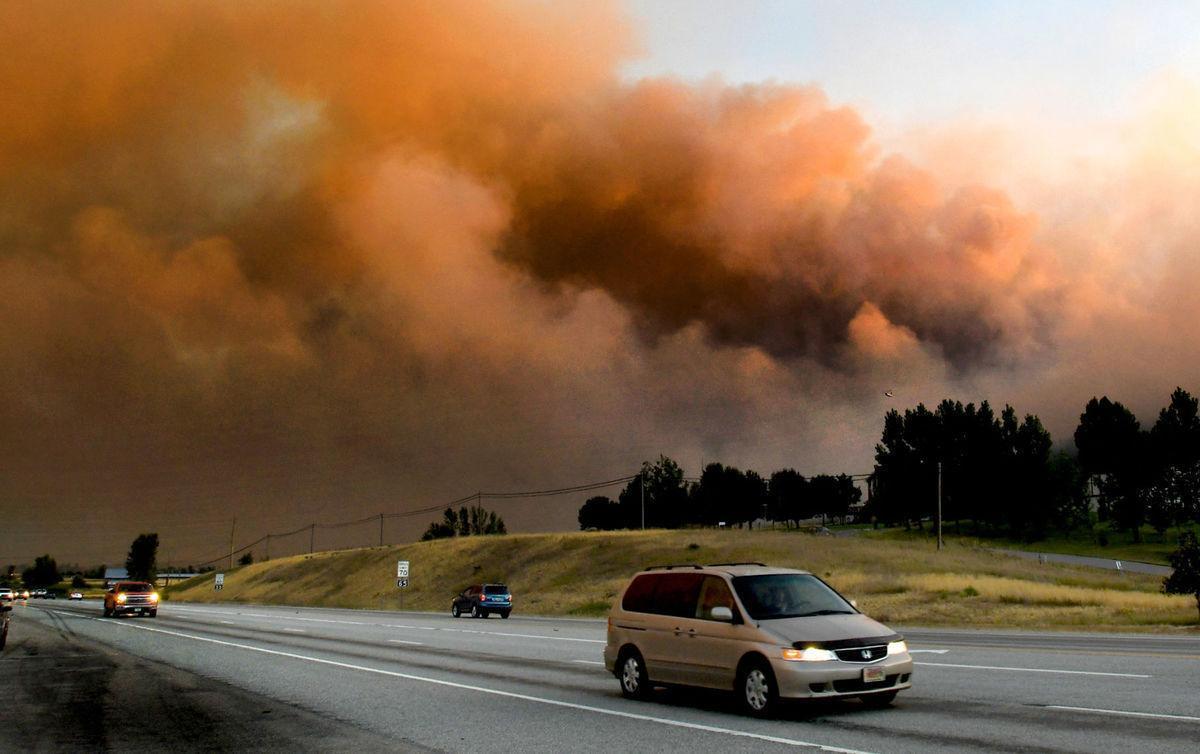 Lolo Peak fire file