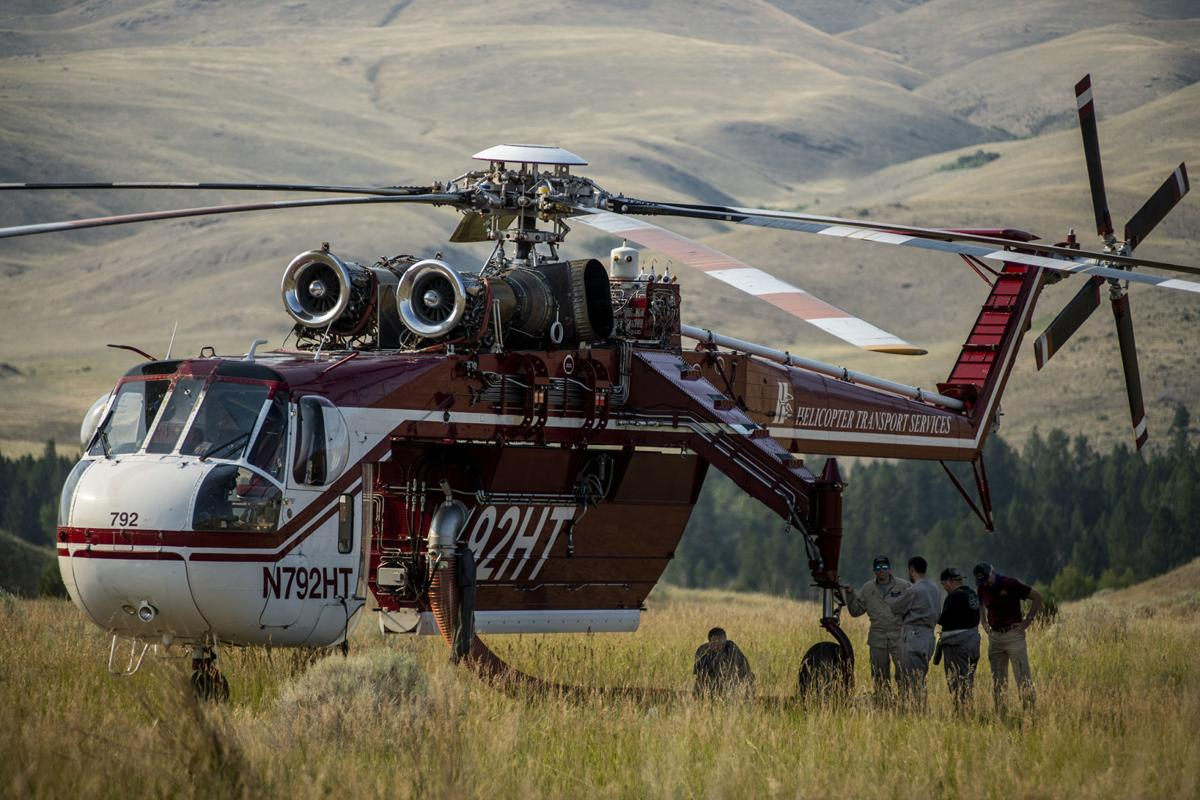Helicopter mechanical issues