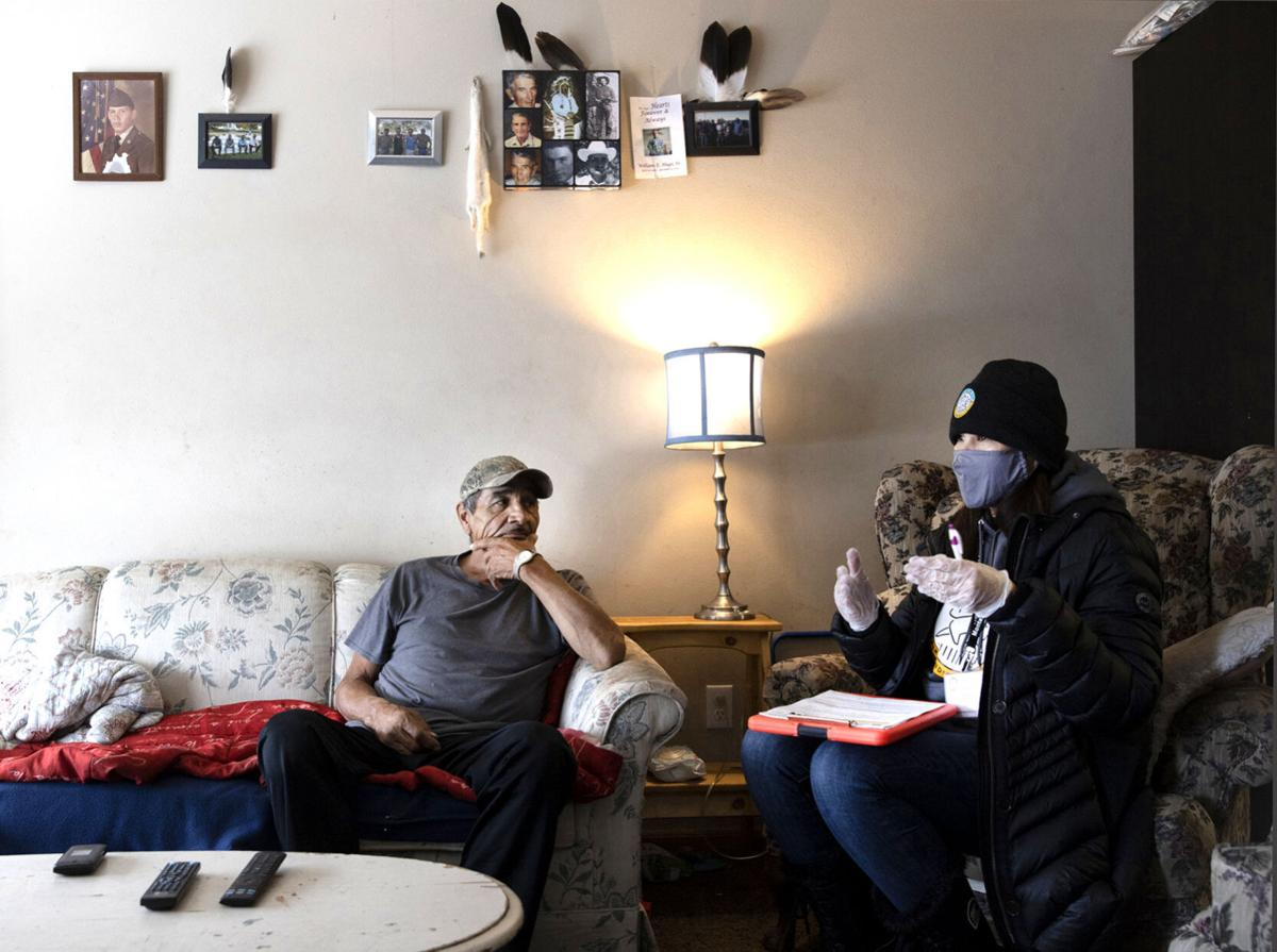 COVID, courts and cold: Montana's Indian Country faces ...