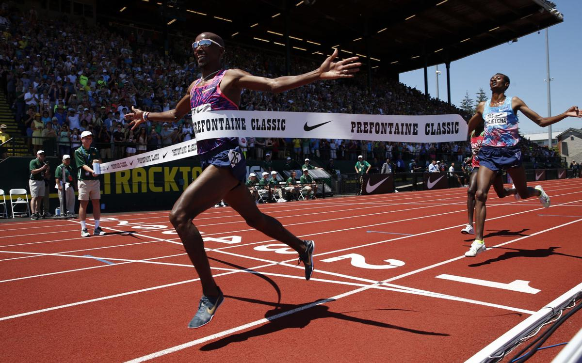 Prefontaine Classic Track and Field