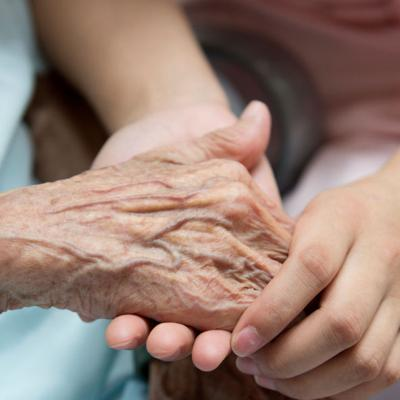 elder care stockimage