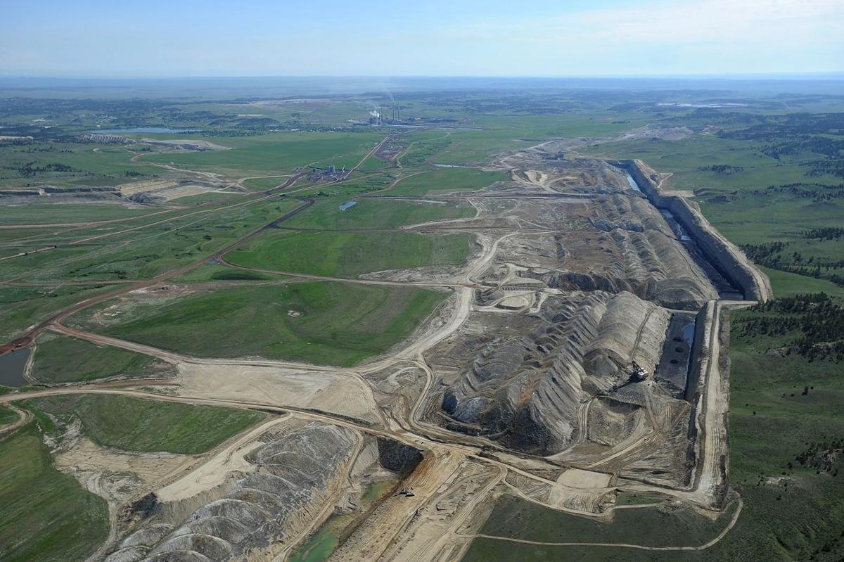 Westmoreland coal mine