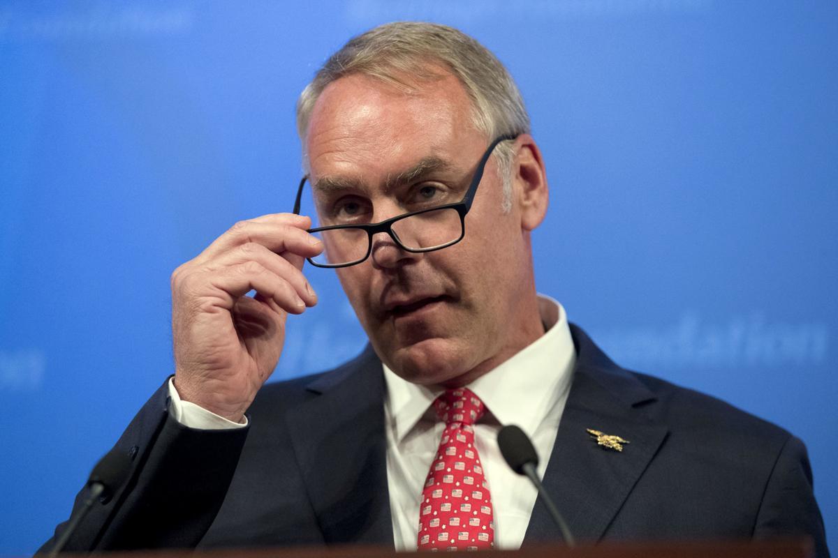 Ex-interior officials: Zinke's proposed overhaul unnecessary