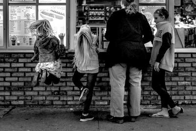Iconic: Missoula photographer documents daily life at neighborhood ice cream shop