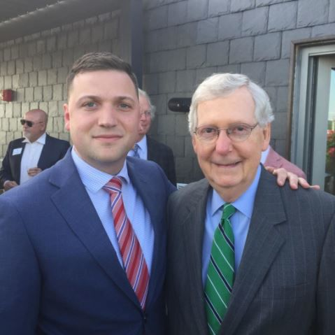 Ramos with McConnell