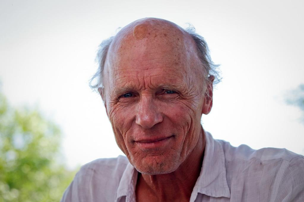 Ed Harris scouts Montana for movie based on Missoula author's book