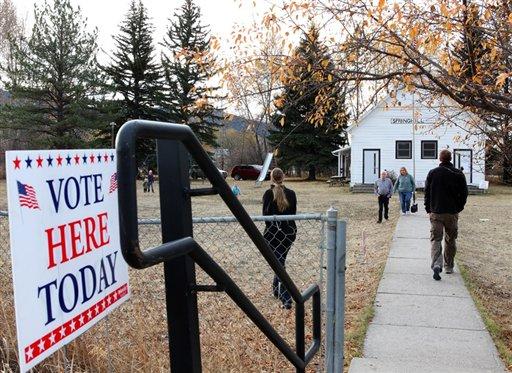 Montana voters