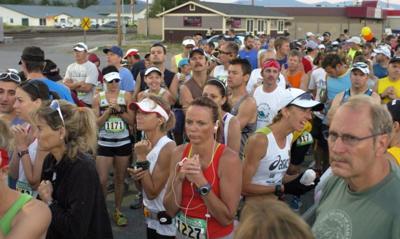 Runners assemble