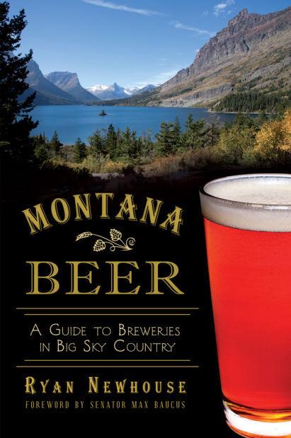 Ryan Newhouse's book - Montana Beer