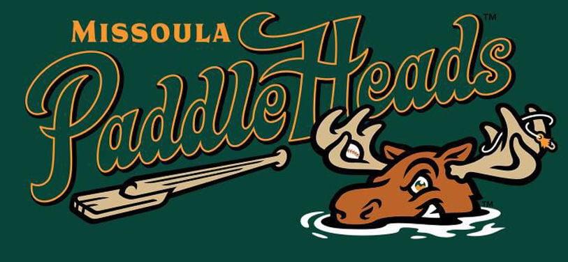 Missoula PaddleHeads logo