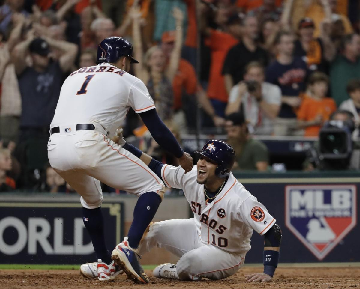 Astros force Yankees to the brink forcing Game 7