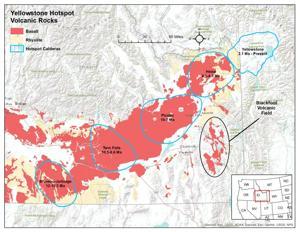 Caldera chronicles: Idaho's Blackfoot Volcanic Field poses questions