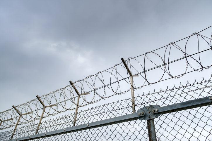prison jail stockimage