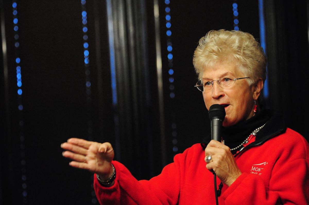 Gov. Judy Martz
