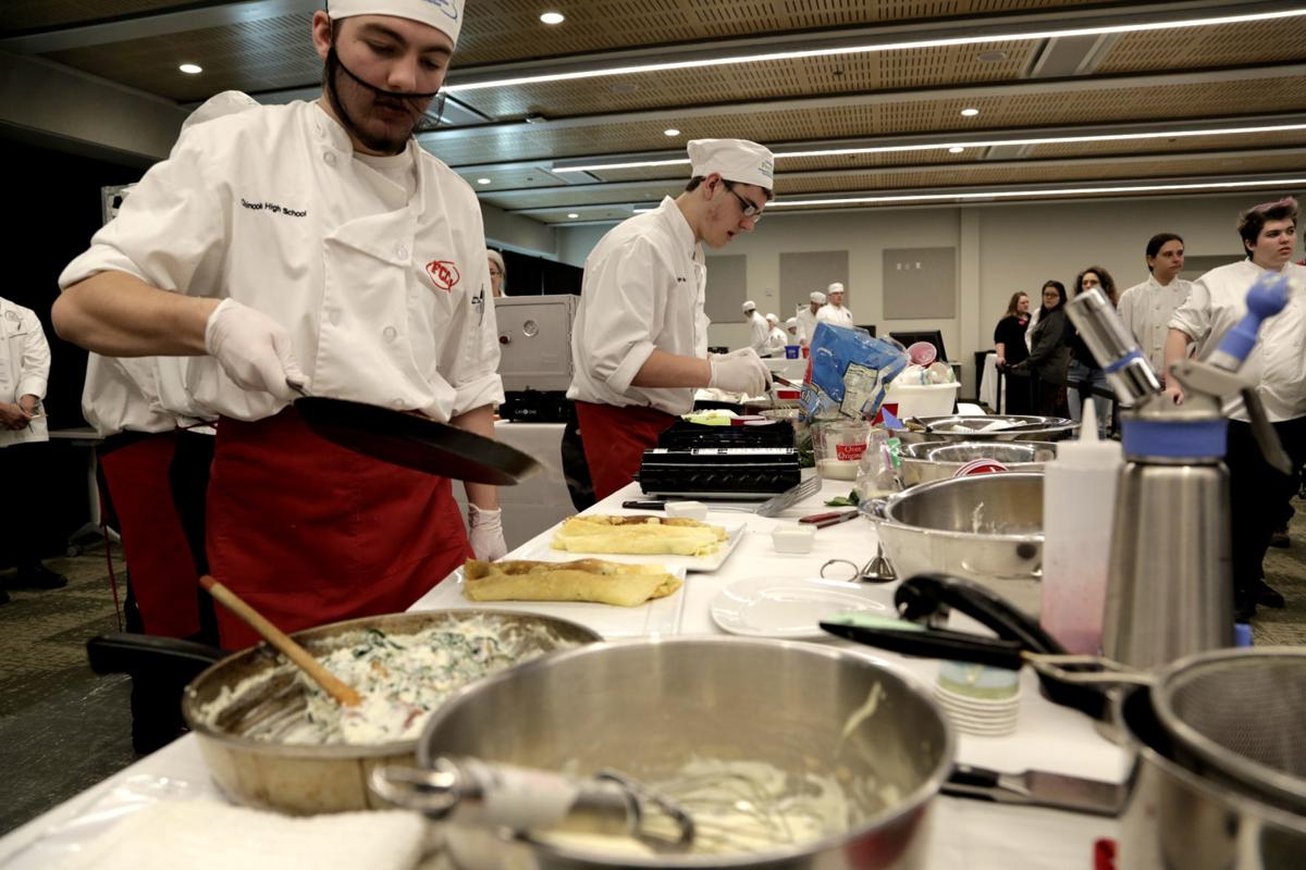 High School Cooking Contest