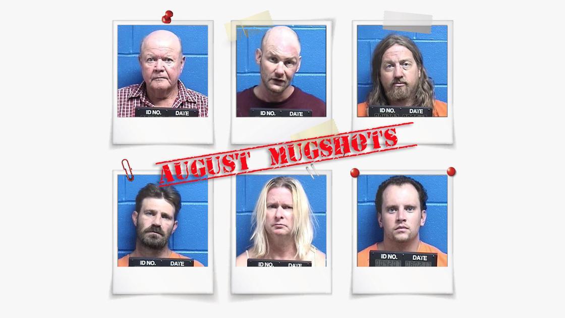 August mugshots   Local   missoulian com