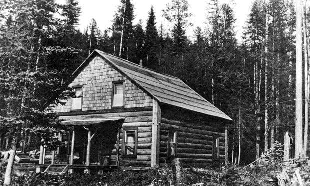 Doody homestead housed 'Bootleg Lady of Glacier Park' | Territory