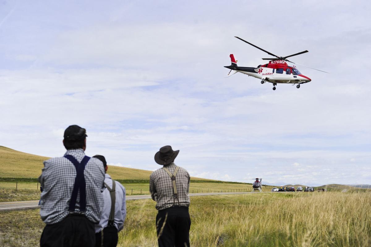 Air ambulances - Summit Air Ambulance (mis)