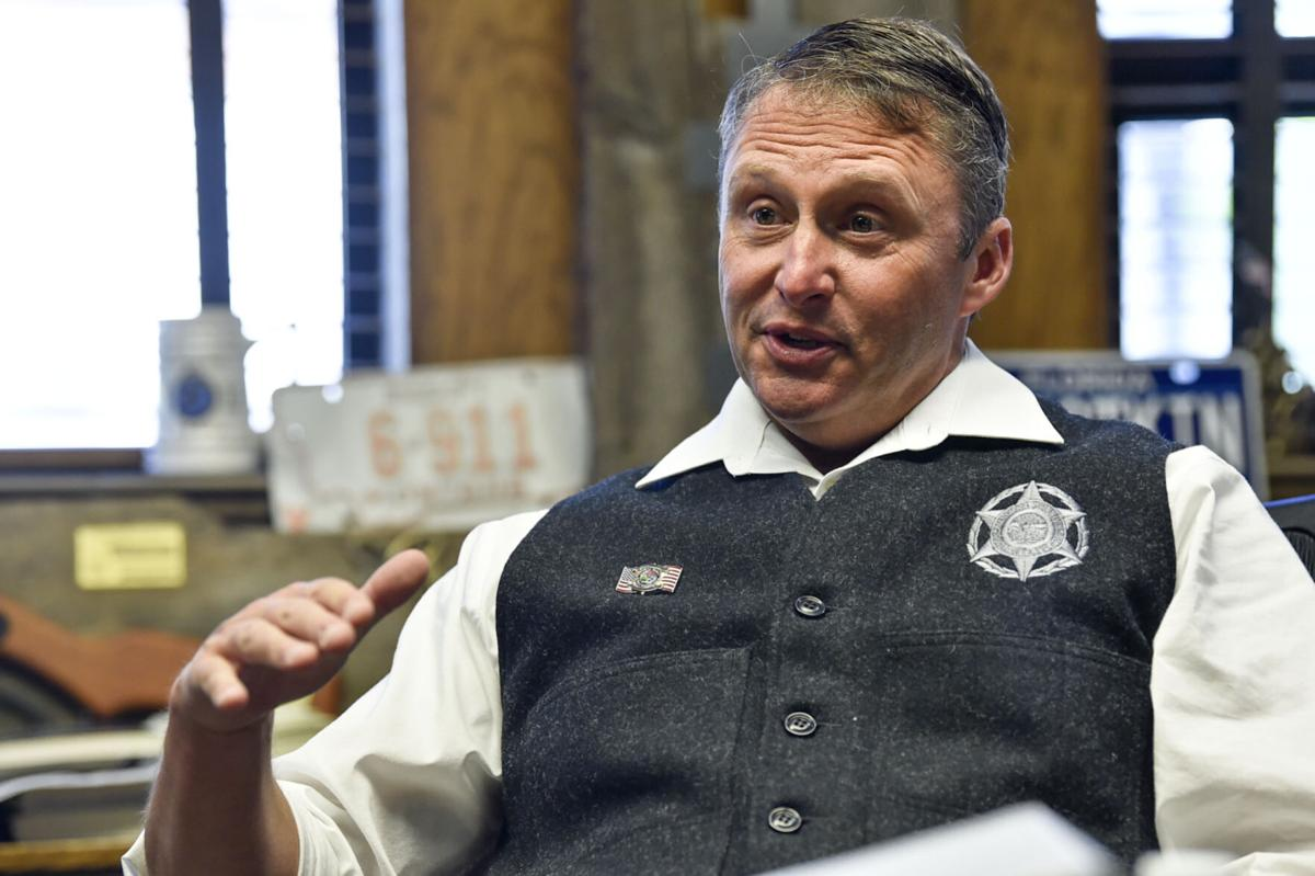 Brian Gootkin, director of the Montana Department of Corrections