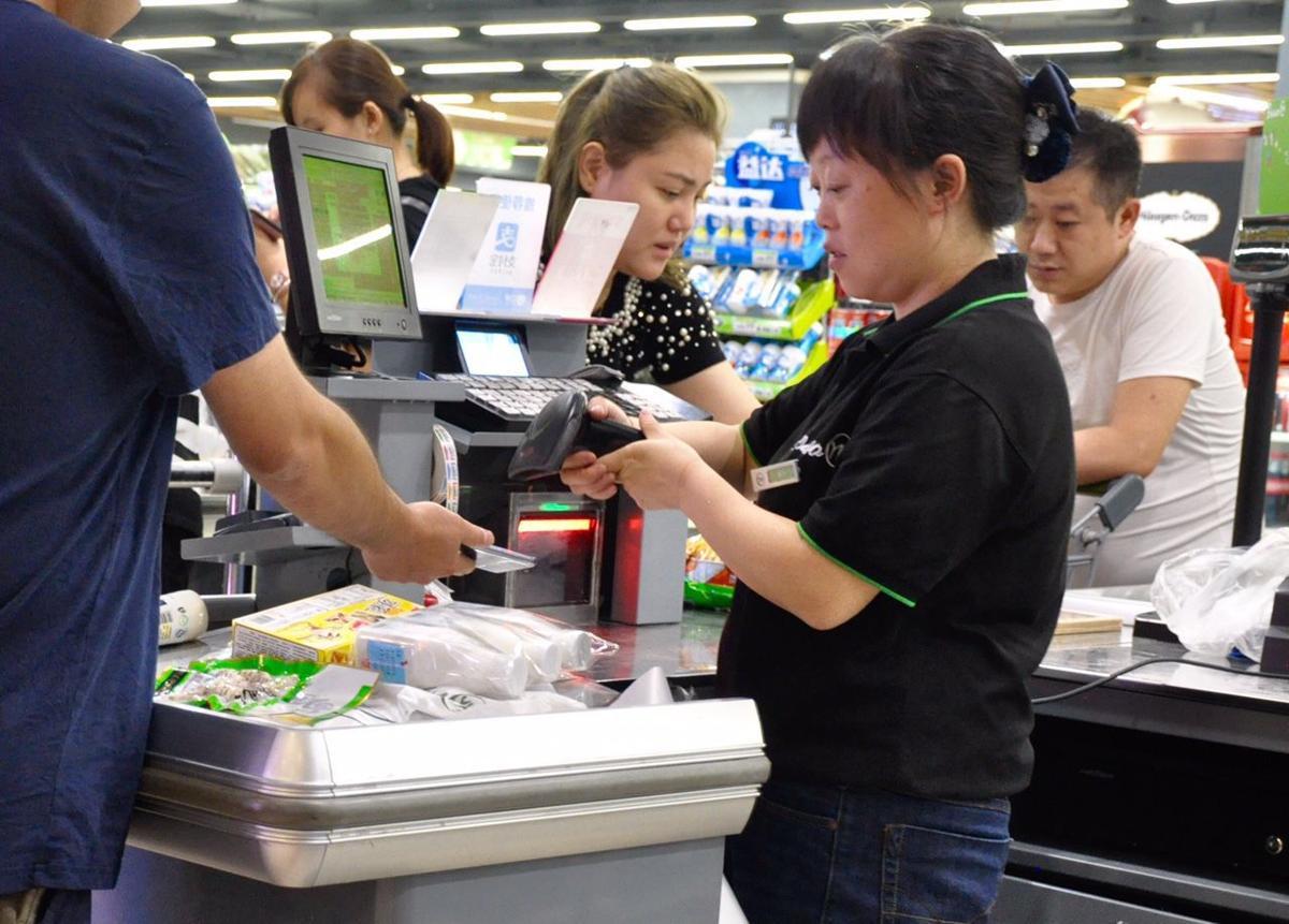 China grocery