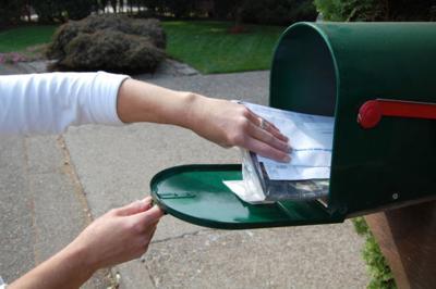 Mailbox stockimage