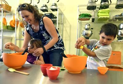 Taste Buds kitchen offers culinary entertainment for kids ...