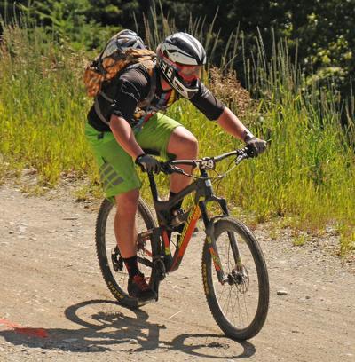 Whitefish mountain biker file