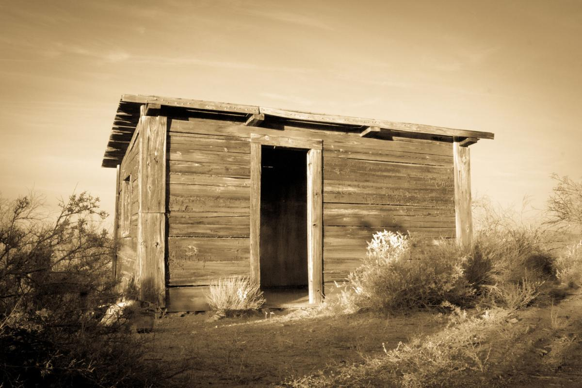 Old west home