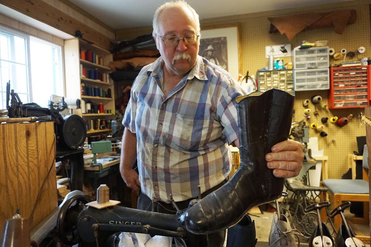 Joe Lynch Makes Boots