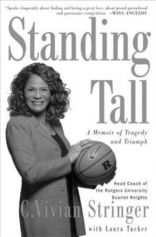 Coach's memoir blends the personal, timely: Head of Rutgers women's team overcame prejudice long before Imus' comments