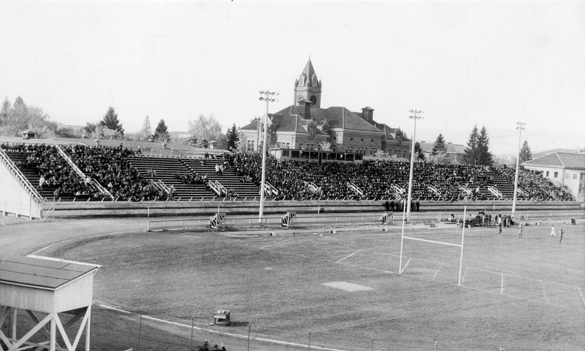 Old Dornblaser vs Texas Tech, 1940