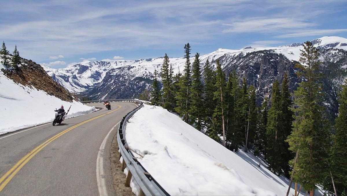 Mountain motoring