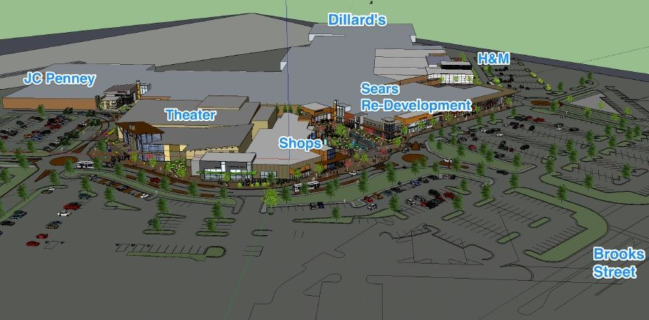 Location of new Carmike dine-in theater