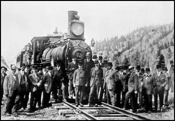 transcontinental railroad word search