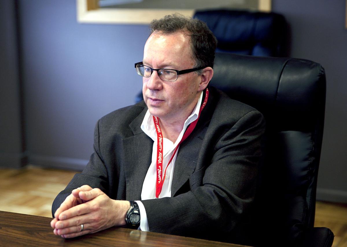 EPA Region 8 administrator Doug Benevento