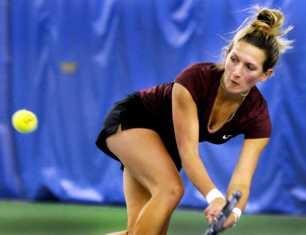 Women's college tennis: Montana's Termi-netter helps lead team over  Wildcats | Grizzlies | missoulian.com