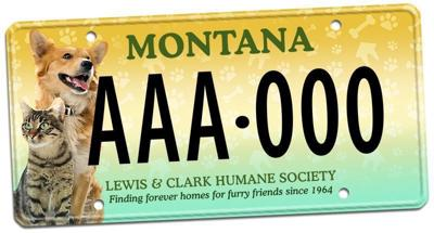 Humane Society Plate