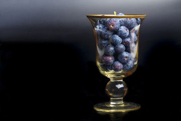 Huckleberry huckleberries