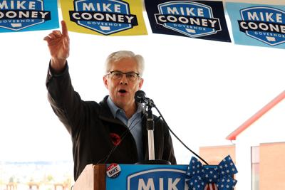 Mike Cooney