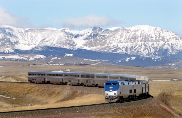 Parallel tracks: Glacier National Park born from Great ...