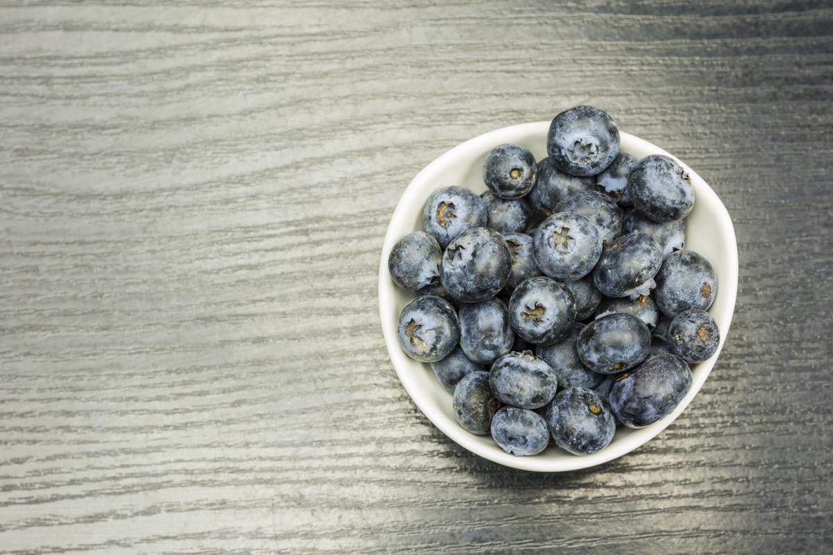 Huckleberries 4 STK