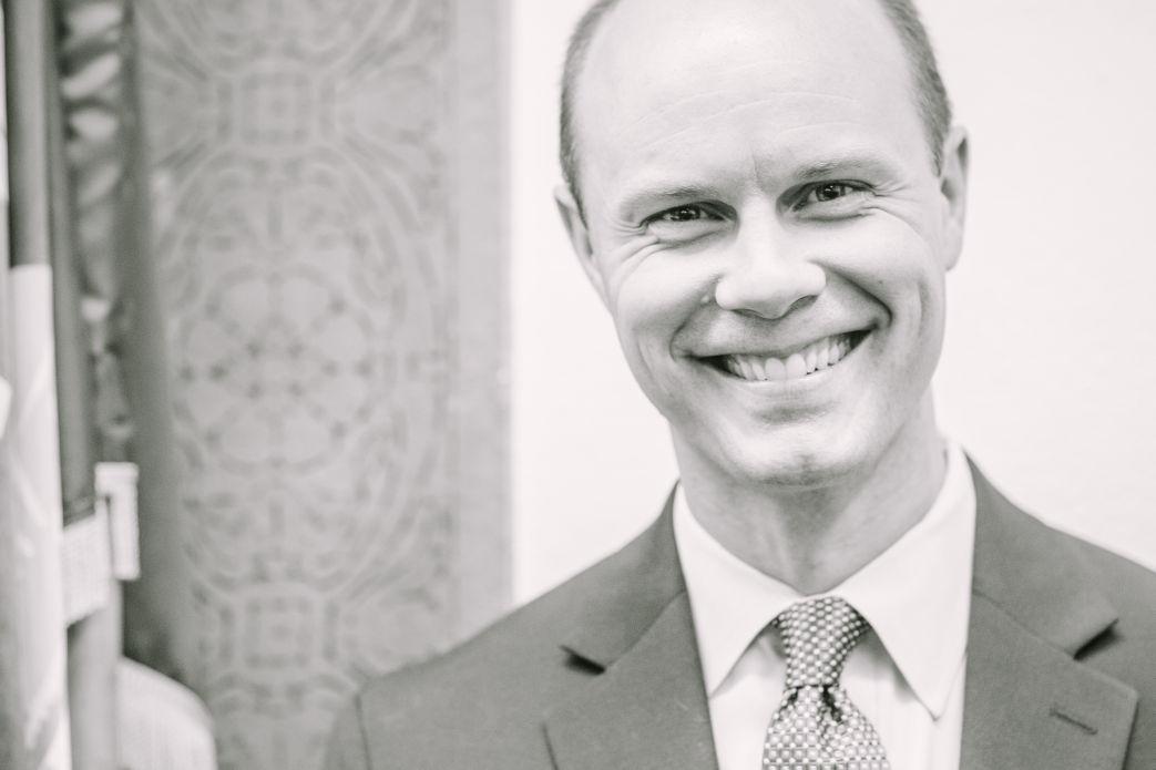 Jesse Laslovich, Democrat for State Auditor