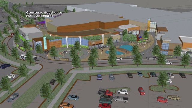Southgate Mall project
