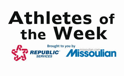 Athletes of the Week logo