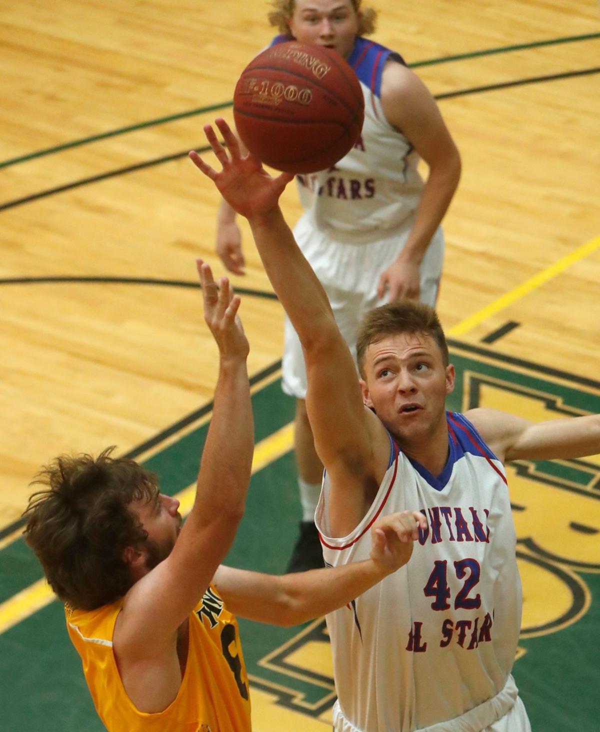 Boys All Star Games, Montana vs Wyoming