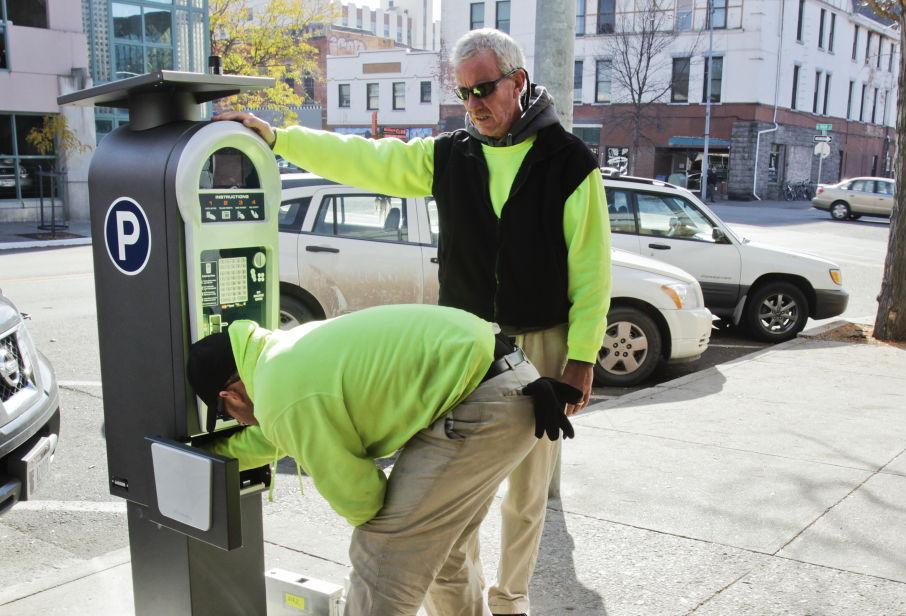 Downtown Missoula's parking puzzle